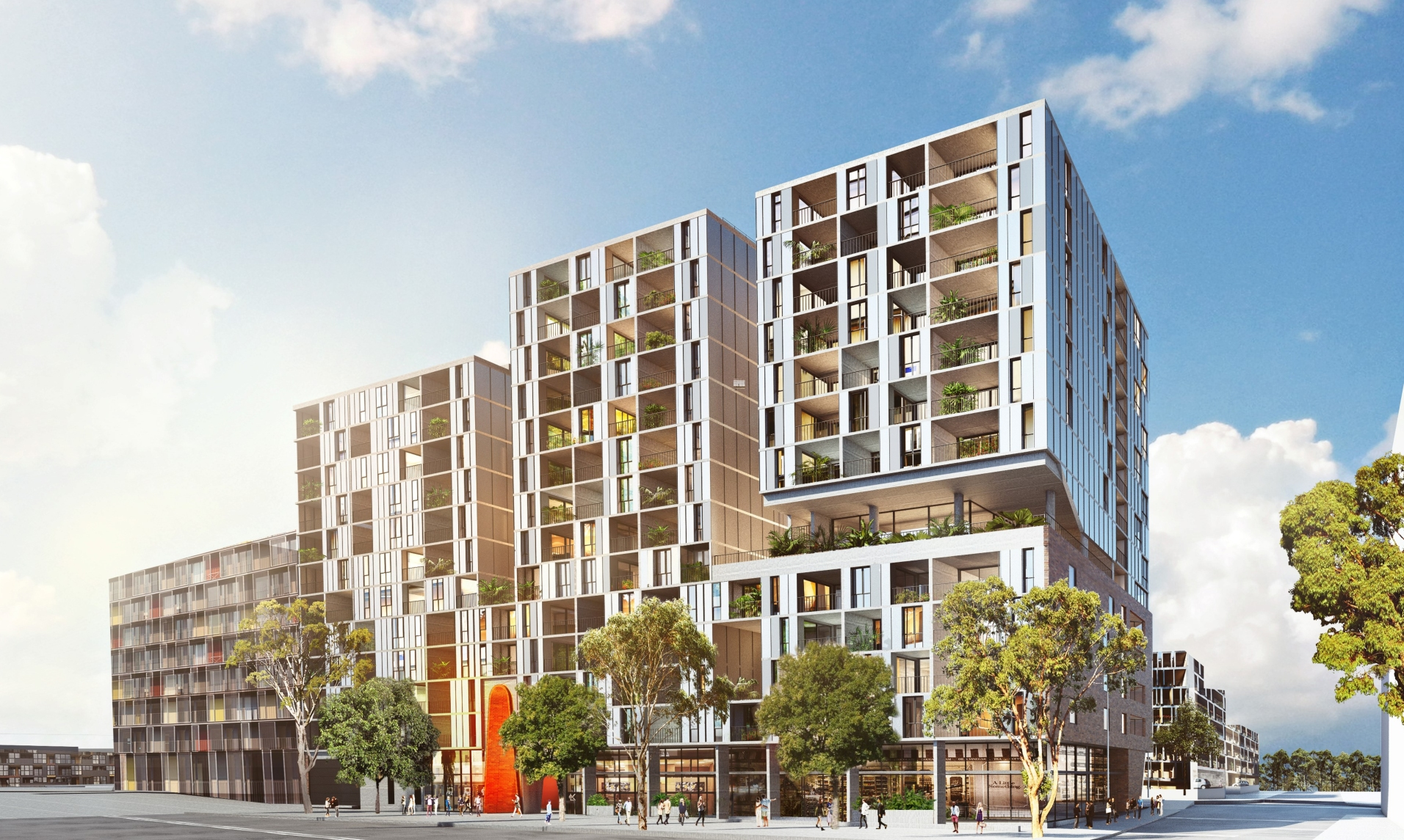 106 – 116 Epsom Rd Zetland – EQ Project