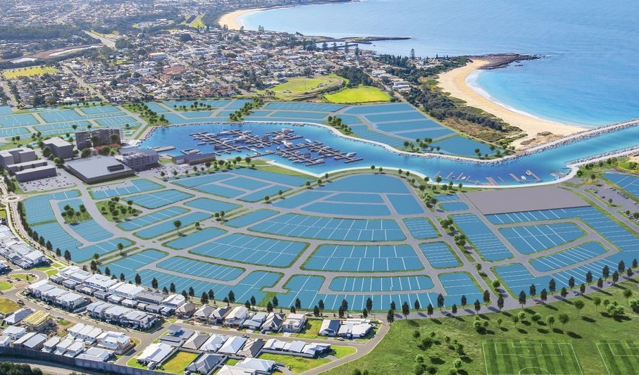 The Cove Shell Cove Project – Frasers Property